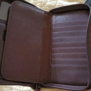Coach Bags - Vintage Coach brown palm pilot